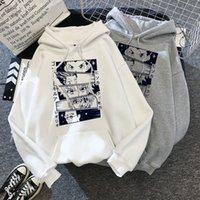 Men's Hoodies & Sweatshirts 2022 Japanese anime hoodie kawaii, hunter x, hunter, man woman, short sleeve, t-shirt for teenagers CFAA