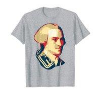 T-shirt pop art John Hancock