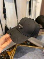 ToileNouveauSnapbacks Sport extérieur Classic Casquettes Hommes Femmes chapeau Loisirs Strapback Triangulaire métal Icône Icône en chapeaux Casquette de baseball de style européen avec boîte