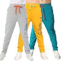 Abesay Outono Meninos Calças Esportivas Impresso carta para Crianças Adolescentes Casuais Roupas Menino 6 8 12 14 Anos 210528