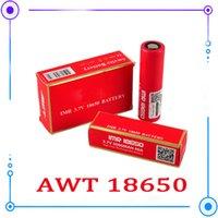 Joyetech Cuploid Pro Evic Primo Hicigar VS VTC4 VTC6電池W037工場卸売のためのAWT 18650バッテリー40A 3000MAH 3.7Vリチウムイオン