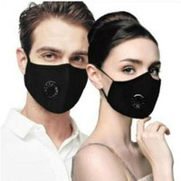 PM2.5 الكبار سحب قناع الوجه الضباب وأقنعة الغبار تلوث الجزيئات تنفس صمام قابلة لإعادة الاستخدام المضادة الترشيح حماية ODWQ في ITRWO