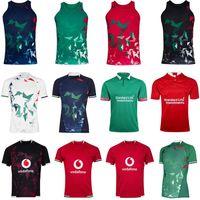2021 Top British Irish Lions Rugby International League Jersey Home Camicia della squadra nazionale Dimensioni: S-5XL