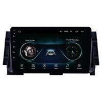 1024 * 600 9 인치 터치 스크린 자동차 DVD 헤드 유닛 플레이어 안 드 로이드 10 1g + 16g 닛산 Micra-2017 지원 조향 휠 제어
