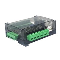 Smart Home Control PLC Industrial Board FX3U-24MT Ling Hoge Riem Snelheid Analoge STM32-controller