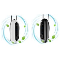 Air Purifiers 2Pack Wearable Purifier Necklace, Personal Necklace Around The Neck, Travel Size