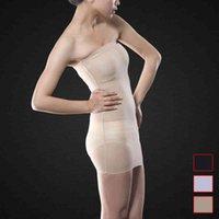 Femmes Shapers Robe de mariée Sous-vêtements Minceurs Slim Slim Tubes Magic Shapeear 500pcs en gros