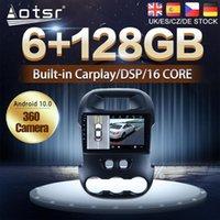 안드로이드 10 128G Ranger 3 2011 - 2021 자동차 DVD GPS 네비게이션 자동 라디오 비디오 스테레오 멀티미디어 플레이어 헤드 유닛 2din