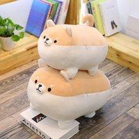 40 cm günstige anfang gefüllte tier shiba inu plüsch spielzeug anime corgi kawaii dog weiche kissengeschenke für jungen mädchen fwd9163