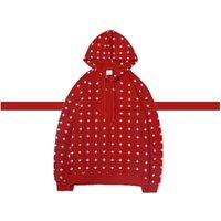 Homem geométrico padrão hoodies unisex moda roupas com capuz menino hip hop top streetwear alta qualidade atacado na moda outwear