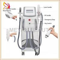 2021 Big power Nd yag laser tattoo removal machine ipl hair remove OPT SHR Q Switched RF Skin Rejuvenation Face Lift