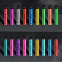 Hzko Idol Max 일회용 담배 포드 장치 키트 1100mAh 배터리 2000 퍼프 프리 퀼트 6.5ml 포드 vape 펜 전자 담배 플러스 바 XXL