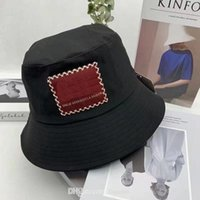 Luxury Brand Caps Fashion Bucket Hat Cap for Men Woman Baseball Beanie Casquettes fisherman buckets hats patchwork High 6S64