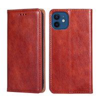 Premium Leather Cell Phone Cases Luxury Shockproof Cover Flip Holder Stand Magnetic Shell For iPhone 11 12 Pro Max 6 6s Plus 5 5S X XS XR 7 8 13 Mini