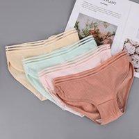 Women's Panties Women Cotton Briefs Female Lace Underpants Solid Breathable Girls Sexy Beauty Soft Lingerie M-XL Comfort Underwears Cute