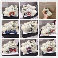 Iduzi Üst Mens Bayan Alt Erkekler Kadınlar Kırmızı Loafer'lar Sneakers Moda G Düz Düşük Rahat Açık Zapatillas Sürüş Boyutu 25-35