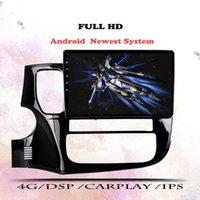 6g + 128g Android 10.0 4G Multimedia Video Player Navigation GPS für Mitsubishi Outlander 3 GF0W GG0W 2012-2021 Radio Head Unit Car DVD