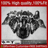 Body Injection For KAWASAKI NINJA ZZR-1400 ZX 14R 14 R ZZR 1400 CC 12-17 5No.175 ZX14R ZX-14R 12 13 14 2015 2016 2017 ZZR1400 2012 2013 2014 15 16 17 OEM Fairing black grey stock