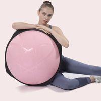 Yoga Balance Ballon Hemisphère Fitness Base de fitness pour Gym Office Home YJQ03