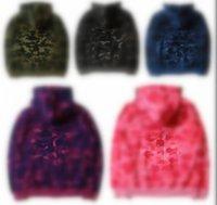 21newest amante camo tubarão impressão algodão camisola hoodies homens roxo casual roxo camos Cardigan casaco de casaco de casaco s-2xl