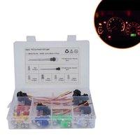35PCS T10 LED CANBUS W5W LED 전구 168 194 6000K 화이트 신호 램프 돔 읽기 번호판 라이트 자동차 인테리어 조명 자동 12V 자동차