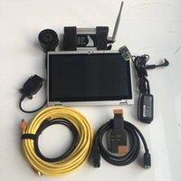 Strumenti diagnostici 3 IN1 ICOM Successivo A B C per WiFi Diagnosi ISTA Software Software Expert Mode Super SSD 1 TB con laptop CFAX2 CPU Set completo