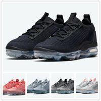 2021 FK Chaussures pour hommes Flyknit Sneaker Shoe Shoe Dropshipping accepté Sneakers Kingcaps Hommes Femmes 2021 Air Vapor Max Vapormax Meilleurs magasins en ligne à vendre