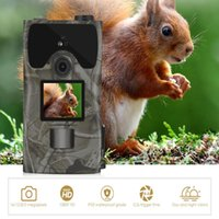 Hunting Cameras Outlife SV - TCM16C 1080P HD 16MP Digital Trail Camera Outdoor Night Vision 850nm Wildlife For Animal Po Trap