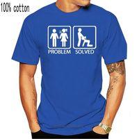 Garçons T-shirt Midnite Star Problème résolu imprimé T-shirt drôle pour hommes Coup de coton Coton Coton manches courtes Man Cool Collier rond T-shirt Tshirtchildre