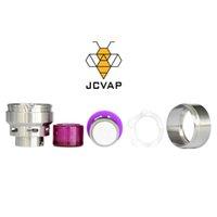 Aggiornamento JCVAP ICA Atomizzatore mutevole Atomizzatore Accessori per fumare con ciotola di inserto rubino e riscaldamento aggiunto per il picco Pro