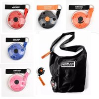 2021 Storage Bags Super-small portable folding telescopic disc shopping multifunctional storages bag