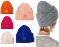 Beanie mode tricoté chapeaux rayé amoureux des amoureux de la rue homme homme homme crâne casquette coloré godet chapeau 20 couleur de qualité supérieure