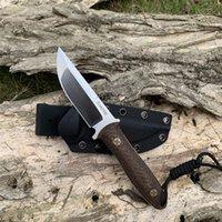 High hardness straight knife outdoor GT0158 tool survival saber blade sharp saber portable self-defense knife