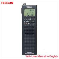 Tecsun PL-365 Taşınabilir Tek Yan Bantlı Alıcı Tam Bant Dijital Demodülasyon Yaşlı DSP FM Orta Dalga Boyu SSB Radyo 210625
