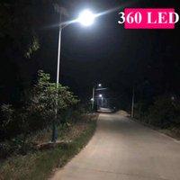 LED solar Lamps solars LEDs street light Flood lighting New version Solarr Lamp for plaza garden parking 300W 200W 100W 1000W