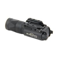 SF Tactical X300V LED White Light High Power Output Murting Rifle Rifle Pistol Light Fit 20mm Picatinny Rail