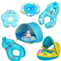 Swimming Ring Circle Inflatable Accessories Piscina Baby Circles Pool Swimtrainer Floaties Summer Float Mother Child Ri Life Vest & Buoy