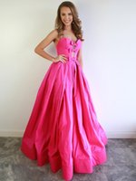 Sweet Evening Dress with Bowknot Srapless Backless A-line Prom Dresses for Formal Occasions Custom Made