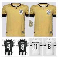 Camisa de Botafogo Soccer Jerseys 2021/22 Honda Kalou M.Benevenuto Matheus Babi Jersey Football Pedro Raul Victor Luis Fans Camicie 21/22 Maniche corte Asciugatura rapida Top