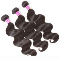 A buon mercato i venditori di capelli del Virgin dei capelli brasiliani a buon mercato wave di Wave Wefts non trasformati con le estensioni dei capelli umani bagnati e ondulati e ondulati dei capelli umani