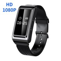 Mini Digital Camera 1080p Smart Watch Windows HD Video Recording Micro Cam Sport Voice Recorder Business Wristband 128G / 256 GB Telecamere