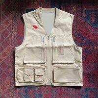 TRAVIS SCOTT CICT JACK Утилита Жилет Куртка Мужчины Женщины 1: 1 Высокое Качество Мужские Куртки Мода Survey6C6P
