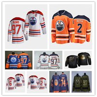 2021 Reverse Retro Oilers Edmonton Duncan Keith Jersey Connor McDavid Leon Drisaitl Barrie Darnell Enfermeira Nugent-Hopkins Puljujarvi Kailer Yamamoto Chiasson