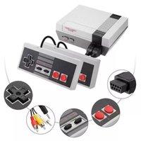 Mini TV 620 Can تخزين لعبة وحدة التحكم فيديو يده لألعاب الألعاب NES المحمولة لعبة اللاعبين مع مربع التجزئة دي إتش إل