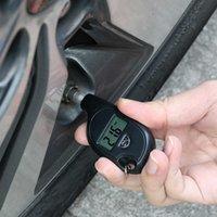 Reifendruckmesser 3-150 PSI Hintergrundbeleuchtung Hochpräzise digitale Reifendrucküberwachung Auto Reifendruckmessgerät für Auto Truck Auto