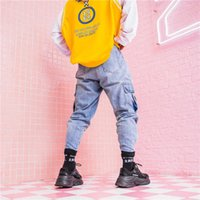 Jeans da uomo Jeans Never Function Men Moda Multi-tasca Multi Tasca di Alta Qualità Solido Mens Streetwear Hip Hop Denim Modelli Pantaloni a matita 75WP