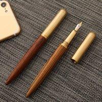 Fontaine de luxe de haute qualité stylo de stylo de stylo 0,7 mm Caneta Tinteiro Office Stylo Penno Penna Stilografica Stylos de papeterie