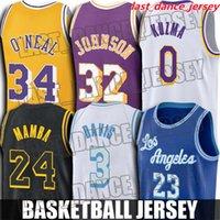 Lebron 23 James 2021 Yeni Basketbol Formaları Los AngelesLakeKobe24Bryant Mens Anthony 3 Davis Kyle 0 Kuzma Yeşil