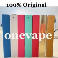 Torta Delta 8 E-sigarette monouso Dispositivo 100% originale 1.0ml vuoto olio vuoto Pod cartuccia ricaricabile 280mAh battery penna vape può personalizzare logo