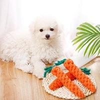 22см ПЭТ поставку Высококачественная собака Игрушка Морковь Форма Vake Щенок жевать игрушки Teath Чистка Открытый веселый тренинг